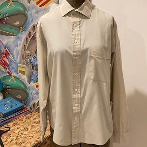YSL men's collared Shirt